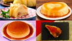 4 irresistible and creamy pudding recipes! They melt in your mouth!