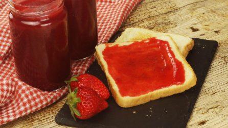 Come fare una marmellata alle fragole densa e saporita!