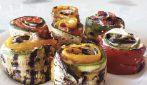 Involtini di verdure ripieni: la ricetta del contorno fresco e gustoso