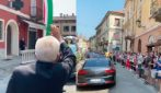 Codogno, arriva il presidente Mattarella: acclamato dalla folla