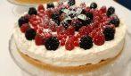 Cheesecake ai frutti di bosco: la ricetta fresca e golosa