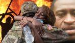 Morte George Floyd, la violenza dilaga tra le proteste: ma c'è chi risponde all'odio con l'amore