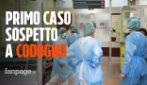 Primo caso di sospetto Covid al pronto soccorso di Codogno, riaperto questa mattina