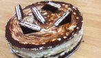 Cheesecake al cioccolato: la ricetta golosissima senza cottura
