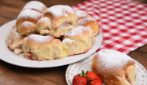 Sweet jam buns: fluffy like a cloud and super delicious!