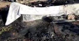 Foggia, incendio a Borgo Mezzanone: morto un bracciante