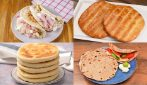 4 Easy recipes to make homemade bread in just a few steps!