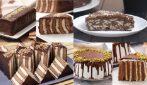 I segreti dietro a tanta golosità? Pochi ingredienti, tanto cioccolato e nessuna cottura!