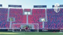 Bologna, Sinisa Mihajlovic si allena con le punizioni: il sinistro è ancora magico