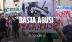 """Napoli, corteo dopo gli arresti a piazza Bellini: """"Basta abusi"""""""