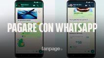 WhatsApp lancia i pagamenti tramite l'app: potremmo pagare, scambiarci denaro e fare acquisti