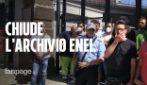 """Chiude l'archivio Enel di Napoli, lavoratori a rischio:""""Qui c'era la storia dell'elettricità italiana"""""""