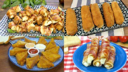 6 Ricette irresistibili che puoi realizzare usando il pane per tramezzini!
