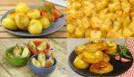 4 Delicious recipes to make unusual potatos!