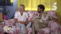 Temptation Island 2020, il video di Antonella Elia e Pietro Delle Piane