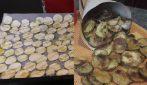 Chips di zucchine croccanti: la ricetta dell'aperitivo veloce e buonissimo