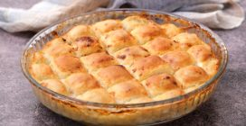 Pastry savory cake: the Turkish recipe to try right now!