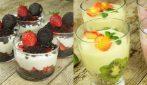 3 Idee golose per realizzare dei deliziosi dolci al cucchiaio!