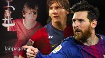 La storia di Leo Messi, da vittima di bullismo a leggenda del calcio