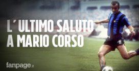 """I funerali di Mario Corso, l'Inter piange 'il sinistro di Dio': """"Dopo Maradona, c'era lui"""""""