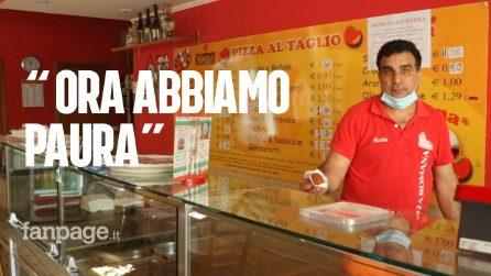"""Centocelle, parla il titolare della pizzeria: """"Mio figlio picchiato con una mazza ora ha paura"""""""