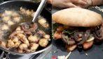 Puccia con polpo fritto: la ricetta del panino davvero saporito