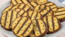 Tronchetto di biscotti e cioccolato: ogni fetta sarà una versa sorpresa!
