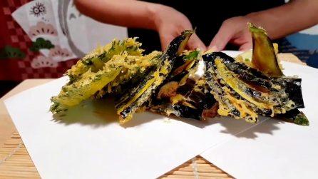 La Kimpura: una sfiziosa e leggera frittura giapponese spiegata da chef Hiro