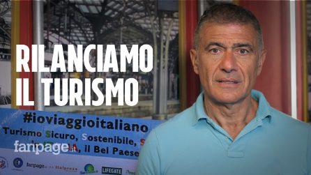 """Turismo in Italia, Pecoraro Scanio: """"Il nostro Paese ha le risorse per ripartire"""""""