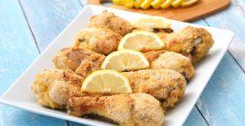 Cosce di pollo impanate al forno: facili, sfiziose e saporite!