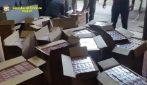Napoli, sgominata la banda dei contrabbandieri: 6 arresti. Sequestrate 2 tonnellate di sigarette