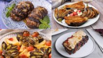Eggplant what a passion! 10 creative and original recipes to make amazing eggplants!