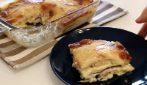 Parmigiana bianca di zucchine: la ricetta gustosa che piace a tutti