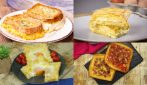 4 Tasty, easy and quick recipes you can make with eggs!