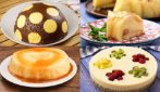 4 Recipes to prepare fresh, good and delicious summer puddings!
