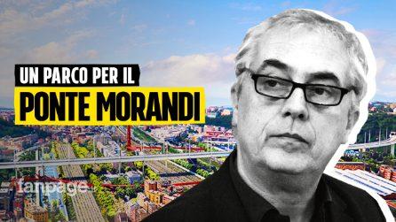 """Stefano Boeri per il Ponte di Genova: """"Una Radura della Memoria per le 43 vittime"""""""