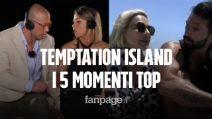 Temptation Island 2020, i cinque momenti imperdibili della seconda puntata