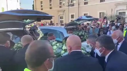 "Terni, i funerali di Flavio e Gianluca. Il prete: ""Assurdità ingiusta"""