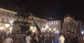 Juventus campione d'Italia, niente festa per i tifosi: a Torino piazze deserte