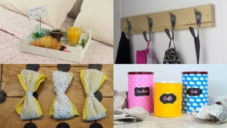 10 recycling ideas that will give a new life to your old objects !