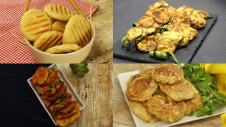Want some fritters? Try these 4 delicious and easy to prepare recipes!