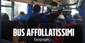 """Ragusa, bus affollatissimi, studenti firmano petizione: """"Aiutateci, rischio contagio troppo alto"""""""