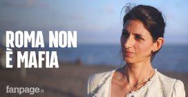 """Virginia Raggi a Fanpage: """"Roma non è mafiosa, da quando ci siamo noi i cittadini denunciano"""""""