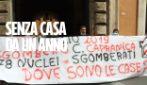 """Le famiglie sgomberate da Cardinal Capranica senza casa: """"Speso 1 milione per soluzioni d'emergenza"""""""
