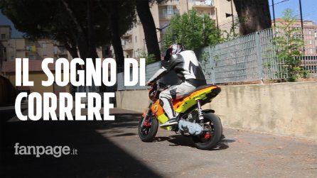 """""""Meglio la pista che la strada"""": così a Catania i giovani a rischio diventano meccanici e piloti"""