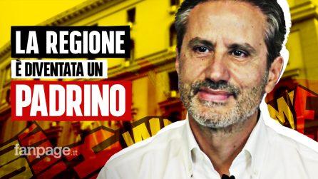 """Caldoro contro De Luca sulla questione morale: """"La Regione è un padrino che compra e corrompe"""""""