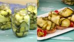 Zucchini Pickles: a side dish to fall in love with!