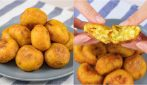 Potato balls: easy, quick and delicious!