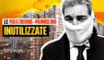 Milioni di mascherine pannolino inutilizzate nei magazzini: la Lombardia spreca 18 milioni di euro