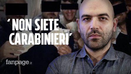 """Carabinieri arrestati a Piacenza, Roberto Saviano: """"Non è Gomorra, è molto peggio"""""""
